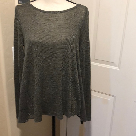 Mossimo Supply Co. Tops - MOSSIMO target Olive green swing blouse top